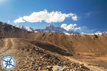 Route 94 at 4000m