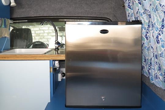 The 48-litre 220V fridge