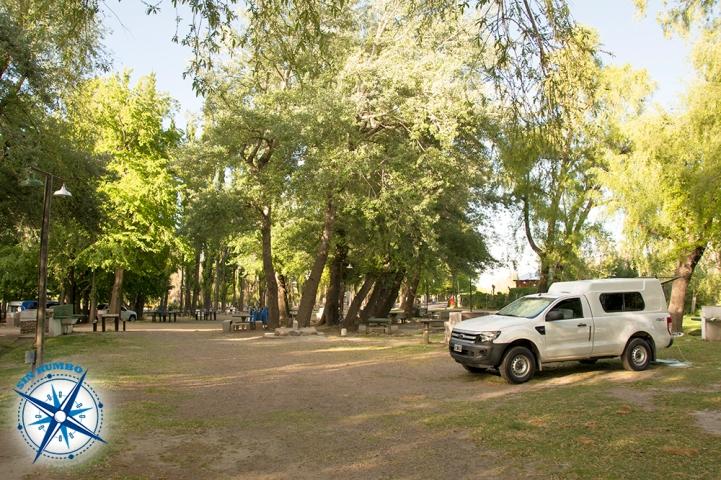 Camping in Manzano Historico, Mendoza