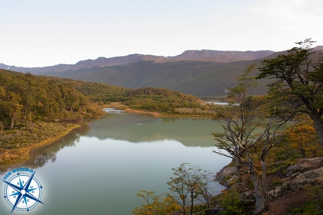 Parque Nacional Tierra Del Fuego - This early in the season the colours are starting to turn.