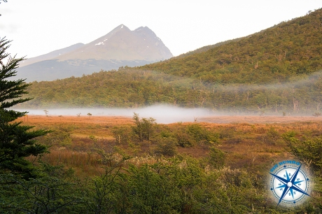 Parque Nacional Tierra Del Fuego.