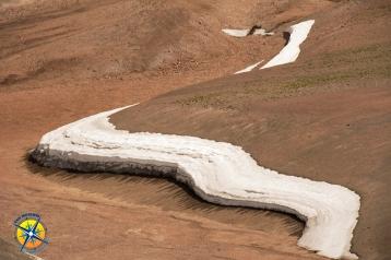 Laguna Del Diamante, Mendoza, Argentina