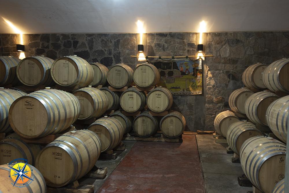 The Humanao winery, Salta province, Argentina